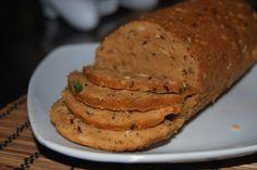 Seitan leikkele Seitan, A Food, Vegan Recipes, Pork, Meat, Ethnic Recipes, Kale Stir Fry, Vegane Rezepte, Pork Chops