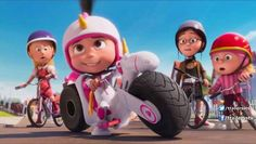 "Gru 2 FULL Mini-Movie #3 ""Training Wheels"" (HD) - http://www.dailymotion.com/video/x18ynm6_gru-2-full-mini-movie-3-training-wheels-hd_shortfilms"
