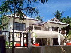5-Bedroom Chaweng Seaview Pool Villa --- from 375$ per night ---  Koh Samui Luxury Real Estate