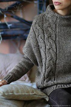 """Кофты и свитера ручной работы. Свитер """"Волшебные секреты""""( из коллекции""""Счастье""""). Творческая мастерская 'Сундучок' (MoiSunduschok). Интернет-магазин Ярмарка Мастеров."""
