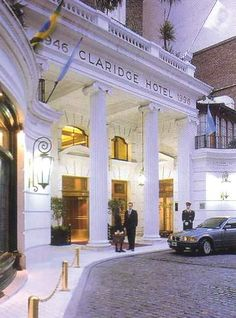 Claridge Hotel in Buenos Aires, Argentina - Top Hotels, Hotels And Resorts, Best Hotels, Largest Countries, Countries Of The World, Hotel Suites, Hotel Spa, Art Nouveau Arquitectura, Visit Argentina