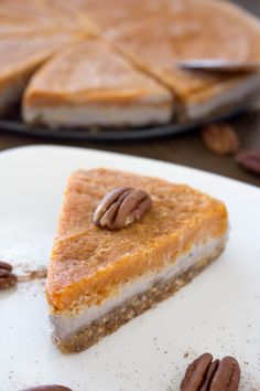 No-Bake Pumpkin Pie Cheesecake