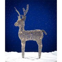 LED 60cm outdoor/inddor Reindeer