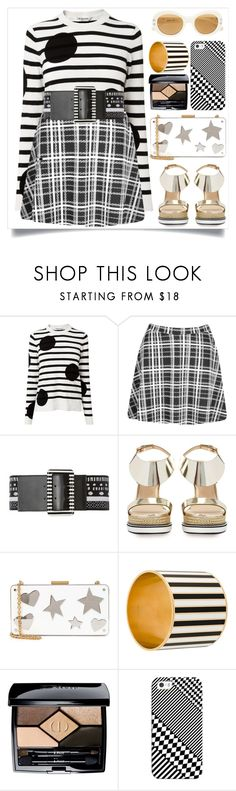 """""""B&W"""" by itsybitsy62 ❤ liked on Polyvore featuring L.K.Bennett, Boohoo, Missoni, Nicholas Kirkwood, Lanvin, Givenchy, Christian Dior, Casetify, Max&Co. and monochrome"""