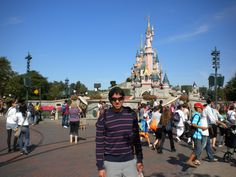 Eurodisney, Paris