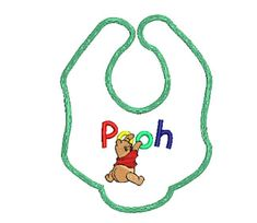 Excited to share the latest addition to my #etsy shop: Embroidery Machine Design Baby Bib with Pooh Bear design #embroidery #idiehstyle Bear Design, Pooh Bear, Machine Design, Baby Bibs, Machine Embroidery Designs, Handmade Items, Reusable Tote Bags, Etsy Shop, Style