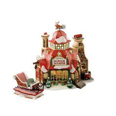 $110.00-$110.00 Department 56 North Pole Santa Sleigh Maker Set of 2 -  http://www.amazon.com/dp/B000THKUGS/?tag=pin2wine-20
