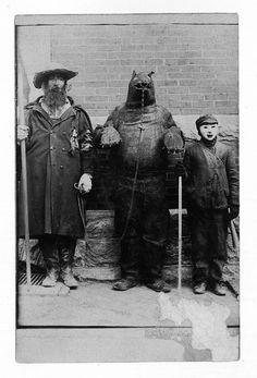 Halloween nos Estados Unidos, entre 1875-1955
