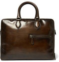 Berluti24-Hour Venezia Leather Holdall