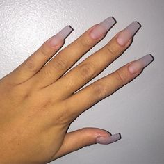 Regina Rodriguez On Instagram Acrylic Sculpted Extension Prior To Filing And Sealing Nails Image Nails Pretty Nails