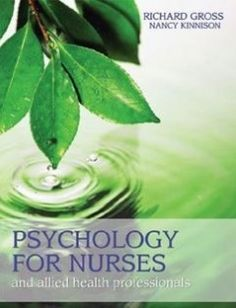 Psychology for Nurses and Allied Health Professionals: Applying Theory to Practice free download by Gross Richard; Kinnison Nancy; Woolf Emma ISBN: 9780340930113 with BooksBob. Fast and free eBooks download.  The post Psychology for Nurses and Allied Health Professionals: Applying Theory to Practice Free Download appeared first on Booksbob.com.