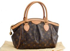 Louis Vuitton Tivoli PM Monogram Women's Hand Bag