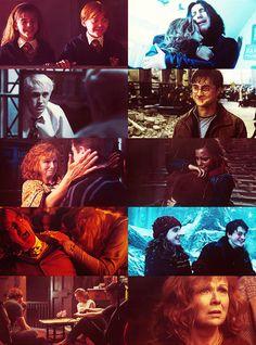 Harry Potter- Emotions