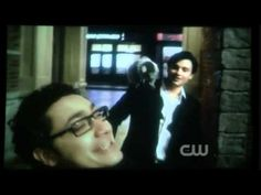 """Clark:""""Watch this!"""" Chloe:""""Tada!"""" The Bachelor Party Tape #HowDoWeDo #Fortune #Smallville"""