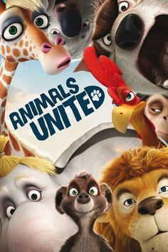 click image to watch Animals United (2010)