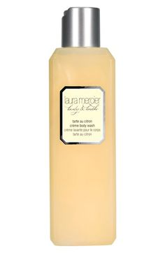 Inspired by the indulgent aroma of a freshly baked lemon tart in a French patisserie surround your senses with this luxurious shower creme that leaves your skin smooth as silk. 8 oz (236 ml)