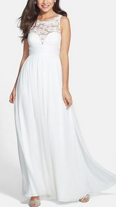 A wedding dress for under $400? Yes, please!