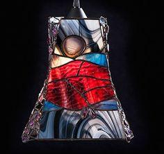 LAMPA+WISZĄCA+''BAROK''+w+Ni'Finn+Handmade+na+DaWanda.com
