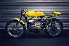 1966 Bultaco Campera 175 Racer  Freeride Moto