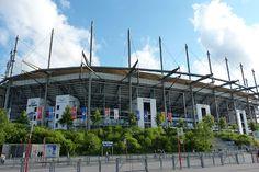 #Volksparkstadion Hamburg, HSV