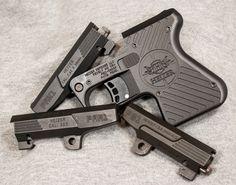 one gun, three calibers #heizerdefense #guns #pistol #ps1 #pocketshotgun #par1 #pocketAR #pak1 #pocketAK #firearms