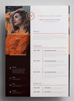 resume-design-vorlagen-ai-eps-ai-designvorlagen-eps-portfolio-resume/ - The world's most private search engine Graphic Design Resume, Resume Design Template, Resume Templates, Design Templates, Free Cv Template Word, Resume Layout, Resume Cv, Free Resume, Web Layout