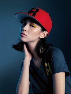 【画像 10/14】水原希子 リーボッククラシック新アンバサダーに就任しシューズをデザイン | Fashionsnap.com