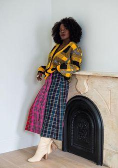 Mixing Prints, High Neck Dress, In This Moment, Travel Vlog, Dresses, Blog, Fashion, Cartagena, Turtleneck Dress