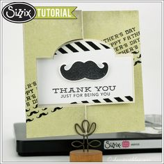 Sizzix Die Cutting Inspiration and Tips: Flip-Its Tips & Tutorial by Tiffany Johnson.
