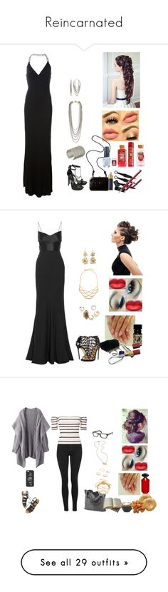 """""""Reincarnated"""" by jazmine-bowman ❤ liked on Polyvore featuring Alexander McQueen, Yves Saint Laurent, BCBGMAXAZRIA, Aéropostale, OPI, Fendi, Narciso Rodriguez, Alexis Bittar, Judy Geib and Dsquared2"""
