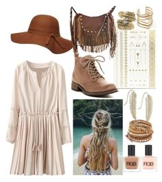 """Pretty Bohemian"" by hjgherardi on Polyvore"