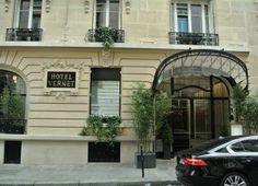 Hôtel Vernet ***** Design Hotel – Paris