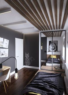 Фотография #smallroomdesignbedroom