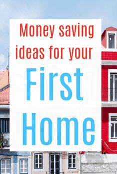 First Home Money Saving Ideas to help you move house without overspending incuding ideas dofro DIY, decor, makoever and renovations as well astghe actual move itself Life On A Budget, Family Budget, Cost Saving, Money Saving Tips, Moving House, Saving Ideas, Home Hacks, First Home, Ways To Save Money