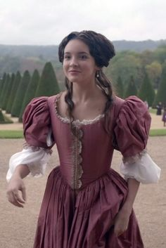 Versailles - Sophie Versailles, 17th Century Fashion, 16th Century, Mode Costume, Rococo Fashion, Princess Aesthetic, Fantasy Dress, Period Costumes, Historical Costume