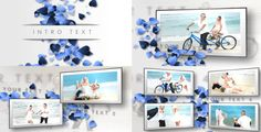 Hearts, Clean Wedding Slideshow  • After Effects Template • See it in action ➝ https://videohive.net/item/hearts-clean-wedding-slideshow/2862508?ref=pxcr
