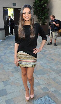 Quero uma saia assim!