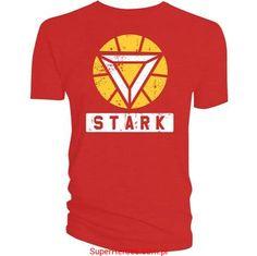 Koszulka Iron Man - Stark