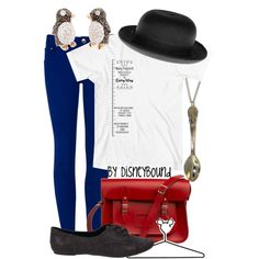 Mary Poppins, created by lalakay on Polyvore #disney