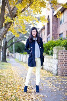 Viktoria & Woods Turtleneck / Zara Jeans / Jolie & Deen Coat / The Mode Collective Boots / Edge of Ember Ring / Celine Bag