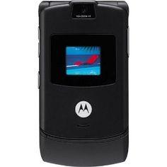 Motorola RAZR V3 Unlocked Phone with Camera, and Video Player--International Version with No Warranty (Black) --- http://www.amazon.com/Motorola-V3-Unlocked-Player--International-Warranty/dp/B0009FCAJA/?tag=zaheerbabarco-20