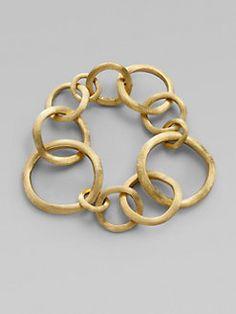 Marco Bicego - 18K Yellow Gold Link Bracelet