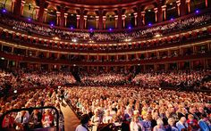 A general view of the Centenary Annual Meeting of The National Federation Of Women's Institute at Royal Albert Hall at the Royal Albert Hall
