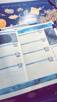 Weekly bullet journal spread #bujo #bulletjournal #design