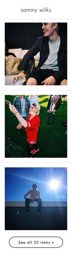 """sammy wilks"" by c-ali4nia ❤ liked on Polyvore featuring sam wilkinson and log home decor"