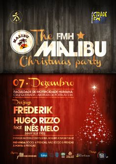 The Malibu Xmas Party