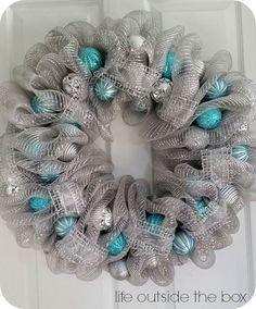 Christmas Deco Mesh Wreaths                                                                                                                                                                                 More