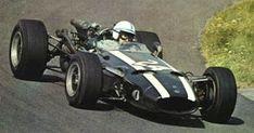 Monaco, Ligier Pays-Bas, Surtees GB, Pearce Allemagne, Rindt Italie, Rindt