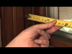 JELD-WEN: How to Measure for a Replacement Window (HD) - YouTube