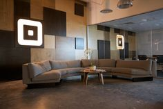 CH+D Office Space: Square in San Francisco's Chronicle Building | California Home + Design